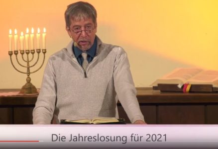 Predigt zur Jahreslosung 2021